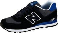 New Balance 574 black/blue/grey