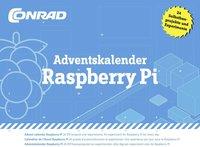 Conrad Raspberry Pi Adventskalender 2016