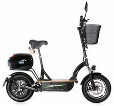 Didi Thurau Eco-Tourer Safety 45 km/h