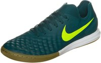 Nike MagistaX Finale II IC midnight turquoise/volt/hasta/gum light brown