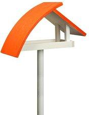 Dobar Vogelfutterhaus New Wave orange