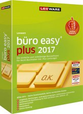 Lexware Büro Easy 2017 Plus (DE) (Box)