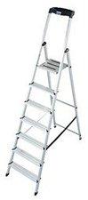 Krause Safety Stufen-Stehleiter 7 Stufen
