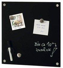 Zeller Memo-Board schwarz 40 x 40 cm (11602)