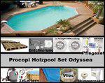 Procopi Odyssea Octo+ 640 x 400 x 133 cm (393438)