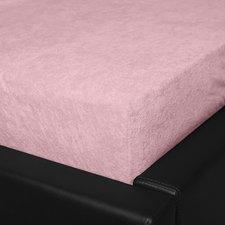 Schlafgut Frottee-Stretch Spannbetttuch 90x190-100x200cm erika