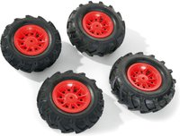 Rolly Toys rollyTrac Air Tyres (409587)