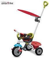 Fisher-Price Dreirad Jolly Plus rot grün