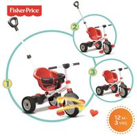 Fisher-Price Dreirad Charm rot (602.3444.767)