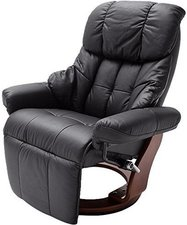 MCA-furniture Calgary II schwarz/walnuss