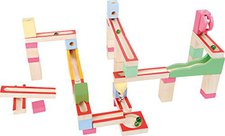 Small Foot Design 3115 Holzkugelbahn Pastell