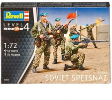 Revell Soviet Spetznaz 1980s (02533)