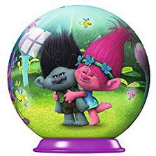 Ravensburger 3D Puzzleball: Trolls
