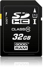 GoodRAM SDHC UHS-I U1 - 32GB (S1A0-0320R11)