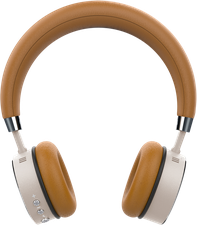 SACKit WOOFit Bluetooth Headphone gold