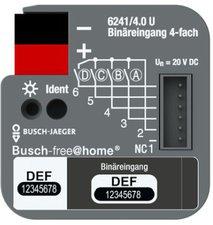 Busch-Jaeger Binäreingang 4-fach (6241/4.0 U)