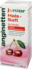 Klosterfrau Anginetten junior Hals-Saft (100 ml)