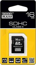 GoodRAM SDHC Class 4 - 16GB (S400-0160R11)