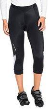 Vaude Women's Advanced 3/4 Pants II black/white