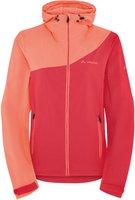 Vaude Women's Moab Jacket flame/apricot