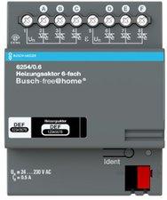 Busch-Jaeger Heizungsaktor 6-fach (6254/0.6)