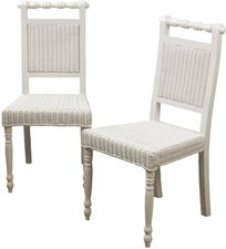 Heinz Hofmann Furniture Rattanstuhl 2er-Set