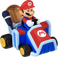 Jakks Pacific NItendo Figur Super Mario Coin Racers W1- Mario