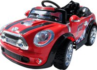 Actionbikes Kinder Elektroauto MINI Style (5388)