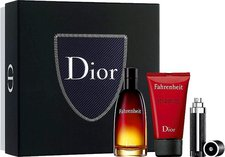 Christian Dior Fahrenheit Set (EdT 50ml + EdP 3ml + SG 50ml)
