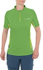 Vaude Women's Roseg Half Zip Shirt II apple