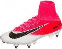 Nike Mercurial Superfly V SG-Pro total crimson/volt/black/pink blast