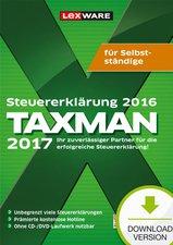 Lexware Taxman 2017 für Selbstständige (DE) (ESD)