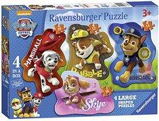 Ravensburger Paw Patrol 4 in a box (7032)
