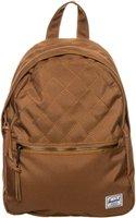 Herschel Town Backpack Women caramel quilted