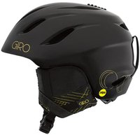 Giro Era Mips black gold stellar