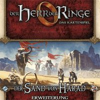 Heidelberger Spieleverlag Der Herr der Ringe LCG: Der Sand von Harad