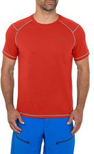 Vaude Men's Hallett Shirt lava