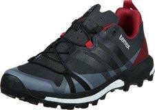 Adidas Terrex Agravic dark grey/core black/power red