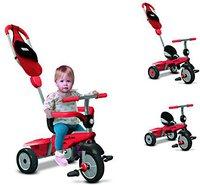 Smart Trike Breeze GL Touch Steering 3 in 1 rot
