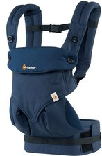 Ergobaby Four Position 360 Baby Carrier Midnight Blue