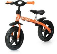 Hauck Toys Laufrad Super Rider 12 orange (T81407)