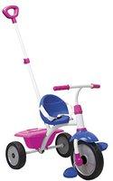 Smart Trike Fun 2 in 1 blau-pink