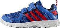 Adidas STA Fluid 3 CF K blue/vivid red/ collegiate navy