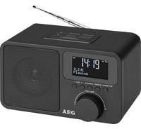 AEG Unterhaltungselektronik DAB 4154 schwarz