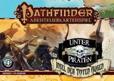 Ulisses Spiele Pathfinder - Insel der Toten Augen - Unter Piraten Set 4