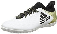 Adidas X 16.3 TF Men white/core black/gold metallic