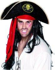 Smiffys Piratenhut
