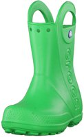 Crocs Kids Handle It Rain Boot grass green