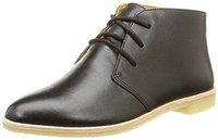 Clarks Phenia Desert black leather