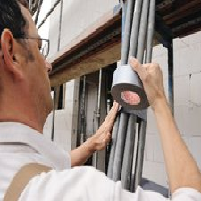 Tesa Gewebeband 48mm x 50m schwarz (A286-4662-4850SW)